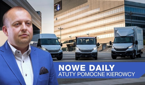 Nowe IVECO Daily MY22