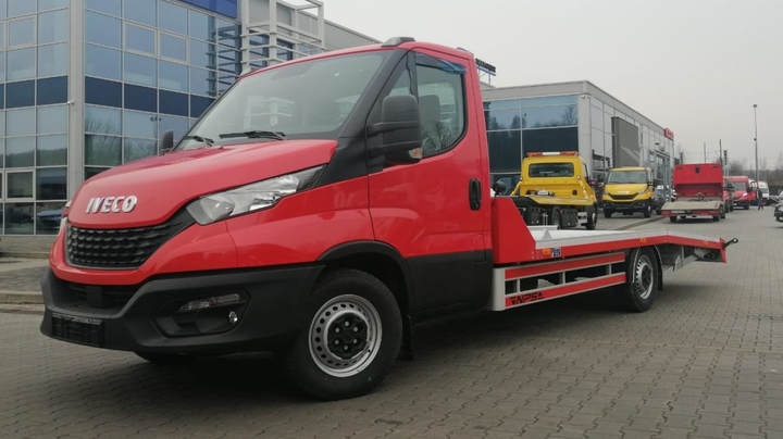 IVECO Daily 35S18P AUTOTRANSPORTER